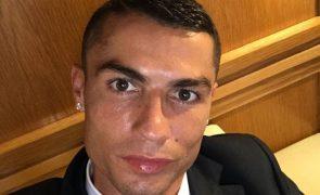 Cristiano Ronaldo é a 10ª personalidade mais rica do mundo