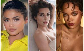 As 14 mulheres na lista das 100 celebridades mais ricas do mundo