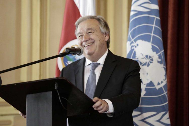 Comunidade da CPLP distingue António Guterres pela sua