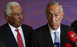 Marcelo e Costa destacam da Cimeira da CPLP