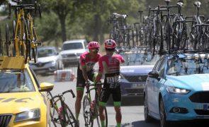 Tour: Colombiano Rigoberto Uran abandona antes da 12.ª etapa