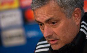 José Mourinho critica pré-época devido às ausências dos 'mundialistas'