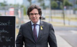 Justiça espanhola recusa extradição de Puigdemont