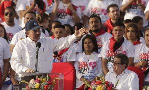 Presidente da Nicarágua acusa bispos de