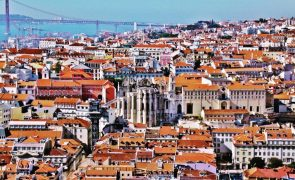 ALERTA | Incêndio em prédio na Baixa de Lisboa faz dois mortos