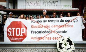200 escolas em greve e milhares de alunos sem notas