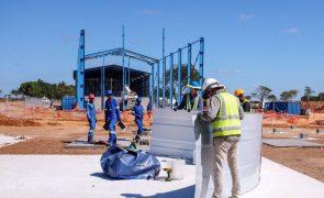 Construção de plataforma de exploração de gás em Moçambique arranca em setembro