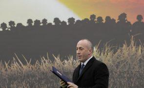 Primeiro-ministro do Kosovo diz que partilha do território conduzirá