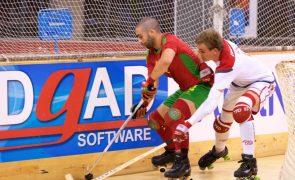 Europeu de hóquei em patins: Portugal volta às goleadas e chega às meias-finais