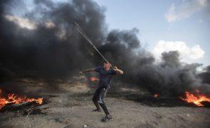 Israel e Hamas acordam um cessar-fogo
