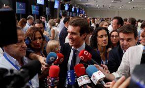 Pablo Casado novo presidente do PP espanhol sucede a Mariano Rajoy