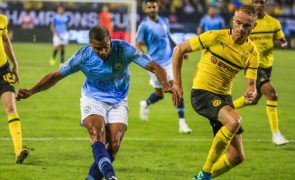 Borussia Dortmund vence Manchester City no arranque da International Champions Cup