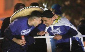 FC Porto anuncia renovação de Maxi Pereira e os regressos de Herrera e Corona