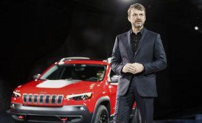 Mike Manley substitui Sergio Marchionne como diretor executivo na Fiat Chrysler