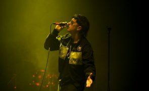 Benjamin Clementine mandou calar público e Casablancas esvaziou concerto no Super Bock Super Rock