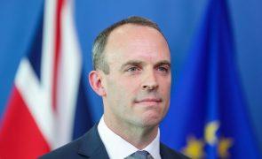 Reino Unido condiciona pagamento de 43,8 mil ME a Bruxelas a acordo comercial com União Europeia