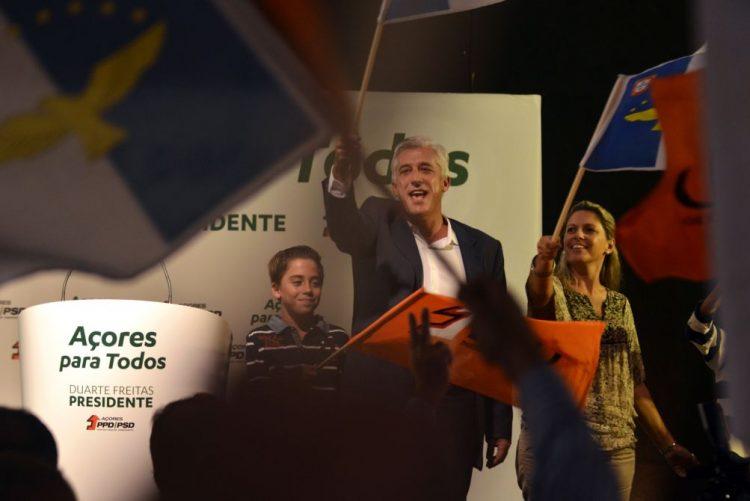 Militantes do PSD/Açores elegem novo líder na segunda-feira