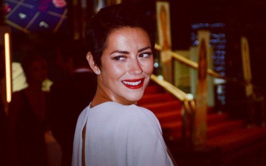 Sofia Ribeiro diz adeus às extensões e regressa a visual antigo