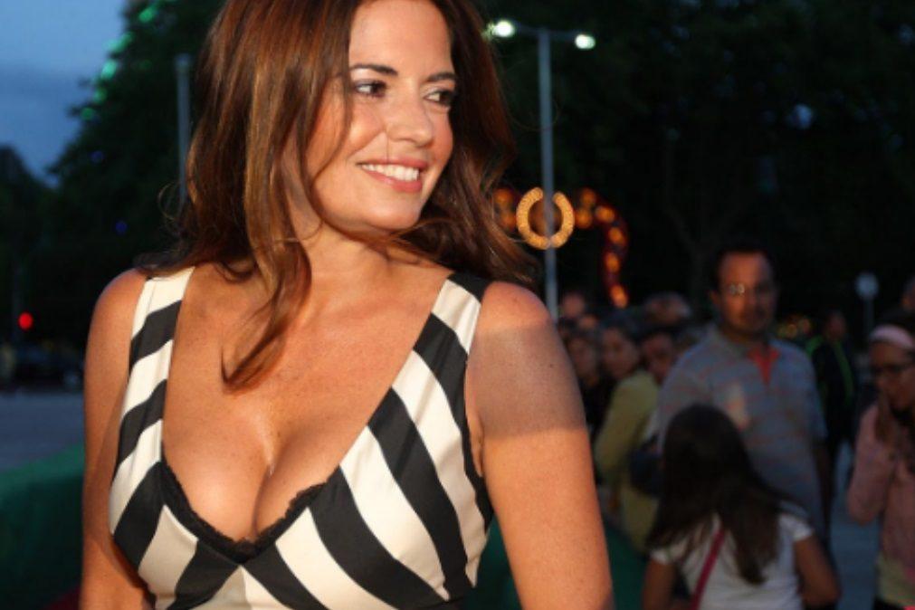Bárbara Guimarães afastada da SIC