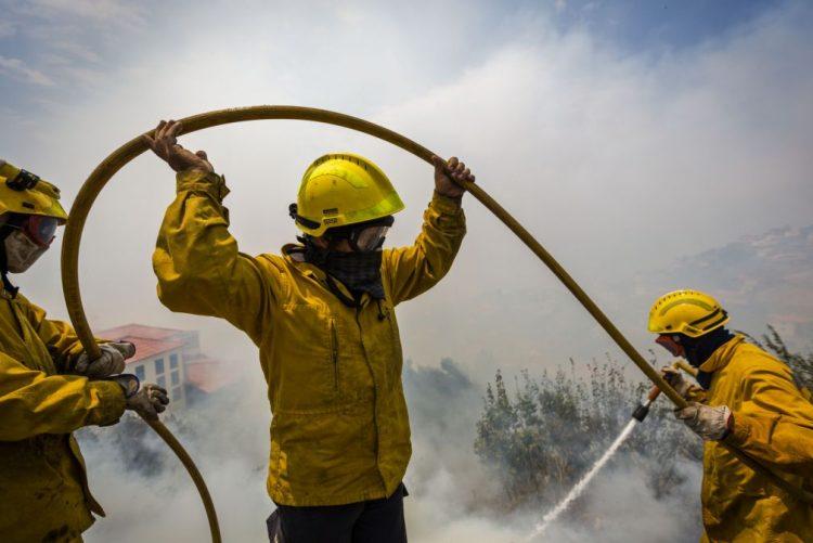 Protocolos para reconstrução na Madeira assinados segunda-feira