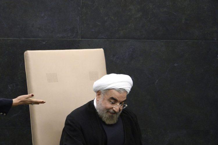 Presidente do Irão garante cumprimento do acordo nuclear celebrado em 2015