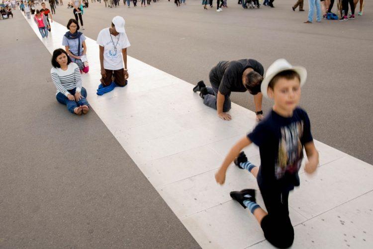 Santuário de Fátima pede cuidados redobrados aos peregrinos devido ao calor