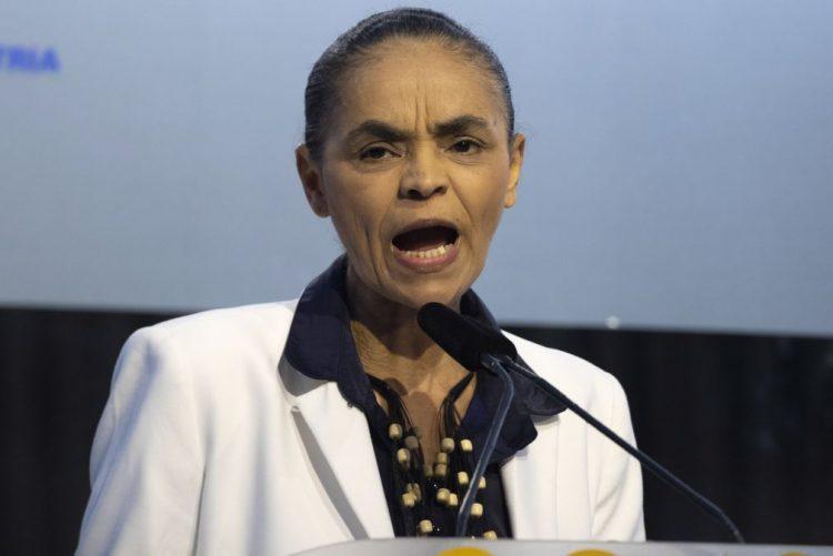 Marina Silva anuncia terceira tentativa para chegar à Presidência no Brasil