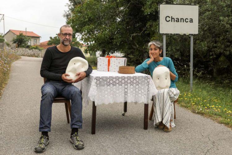 Dois atores de Lisboa criaram em Penela companhia moldada pelo vagar dos dias