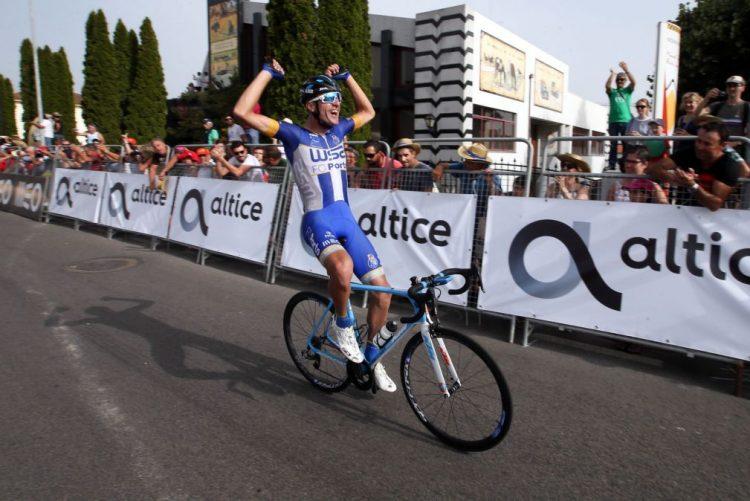 Alarcón defende liderança na Volta a Portugal em etapa 'rainha' sem Torre