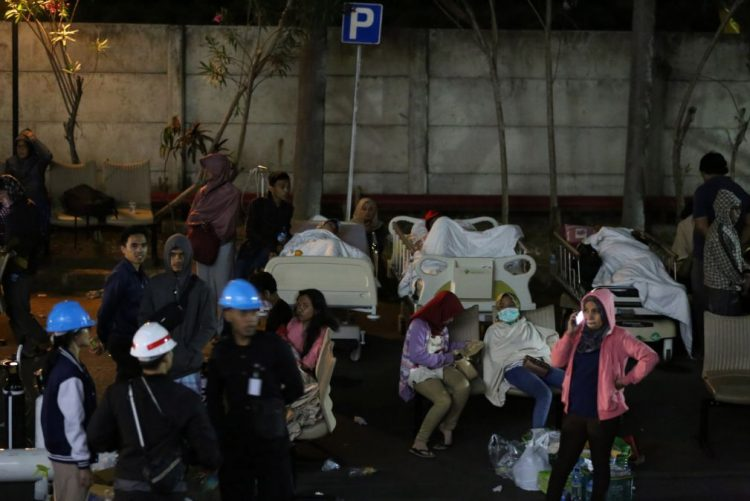 Governo diz que sismo na ilha indonésia de Lombok não vitimou turistas portugueses