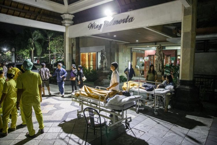 Sismo na ilha indonésia de Lombok provoca 37 mortos e dezenas de feridos