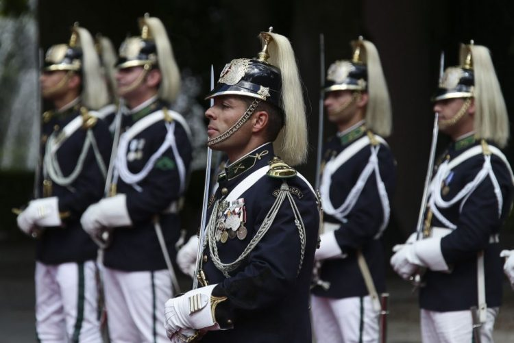 Militares da GNR são insultados e agredidos