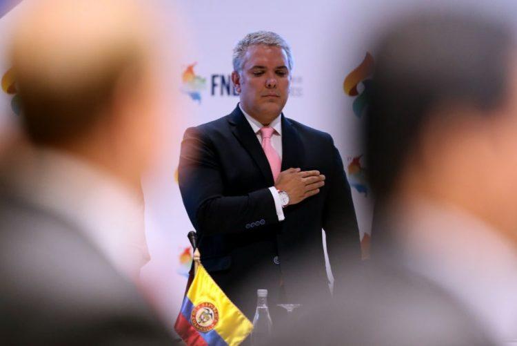 Iván Duque toma hoje posse como Presidente da Colômbia
