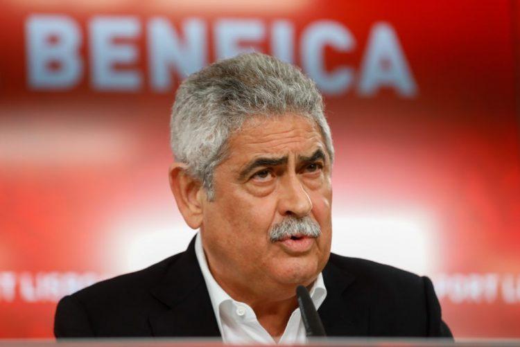 Luís Filipe Vieira diz que Benfica conta com Jonas na equipa