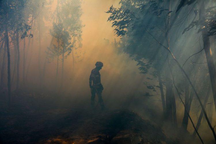 Água Monchique estima prejuízos de 60 mil euros por dia devido aos incêndios