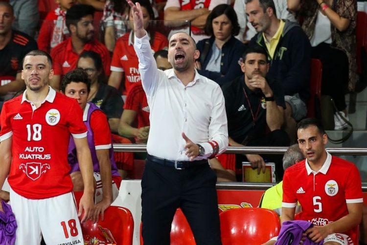 Joel Rocha promete um Benfica