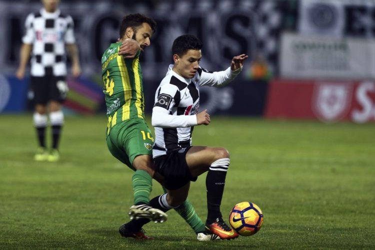 Tondela deixa fugir vantagem aos 88 minutos e empata com Boavista