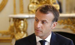 Emmanuel Macron saúda ausência de Kabila nas eleições presidenciais da RDCongo