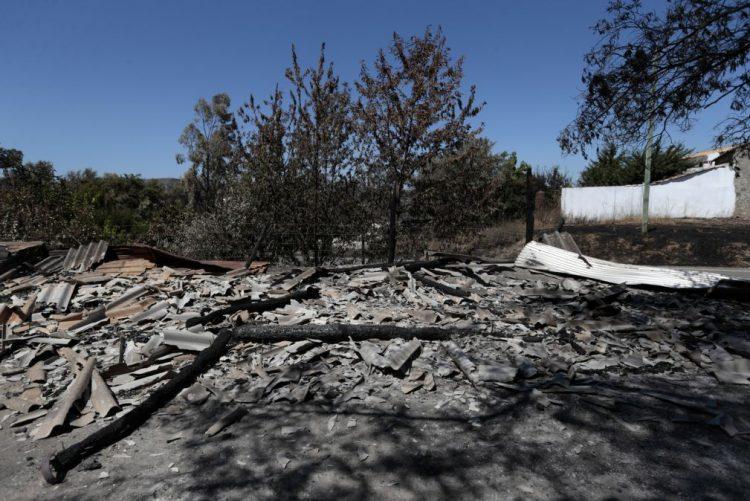ÚLTIMA HORA: Incêndio em Monchique está dominado e em fase de resolução