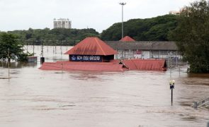 Sobe para 26 o número de mortos devido às monções no sul da Índia