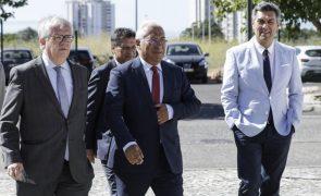 Costa e Marcelo vão visitar zona ardida de Monchique