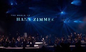 Espetáculo com música de Hans Zimmer marca presença em Lisboa no próximo ano