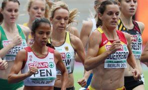 Marta Pen 'inteligente' nos 1.500, apesar de muitos 'nervos' nos Europeus de atletismo