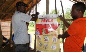 Confirmados dez mortos no leste da República Democrática Congo devido ao ébola