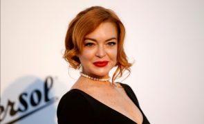 Hollywood: Lindsay Lohan contra as denúncias de assédio