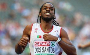 Ricardo dos Santos sétimo na final dos 400 metros dos Europeus de Atletismo