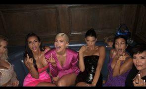 A festa de Kylie Jenner de que todos estão a falar [vídeo]