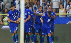 FC Porto inicia defesa do título em casa com o Desportivo de Chaves