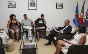 Presidente da República vai refletir sobre argumentos anti-petróleo