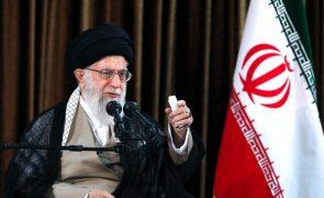 Líder iraniano pede ações